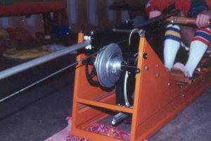 Gjessing Rowing Ergometer